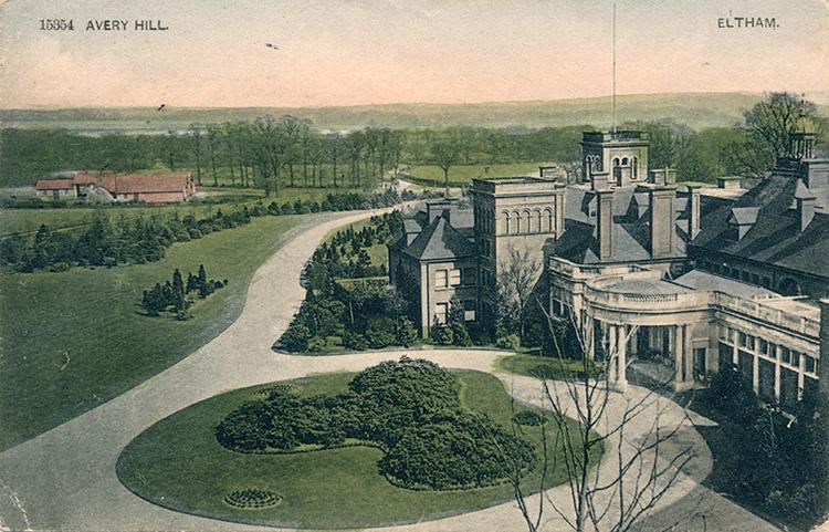 Avery Hill, Eltham, 1904
