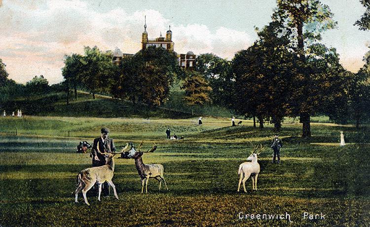 Greenwich Park, 1907