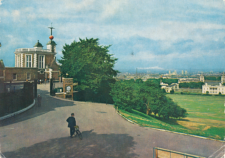 Old Royal Observatory, Greenwich, 1976
