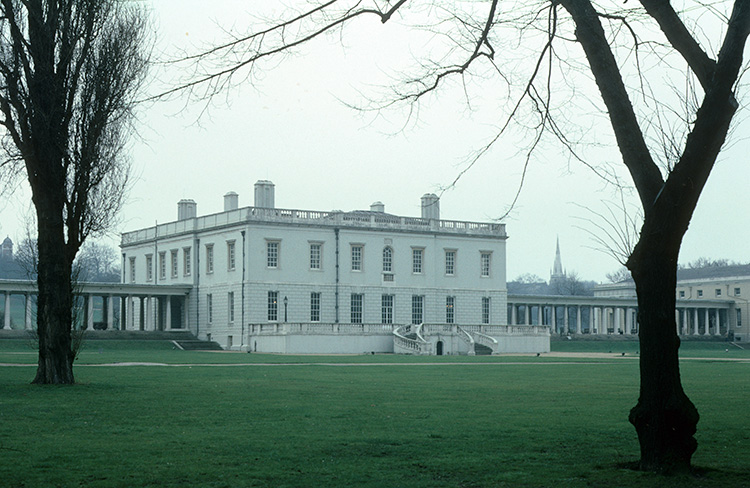 Queen's House, Greenwich, 1980