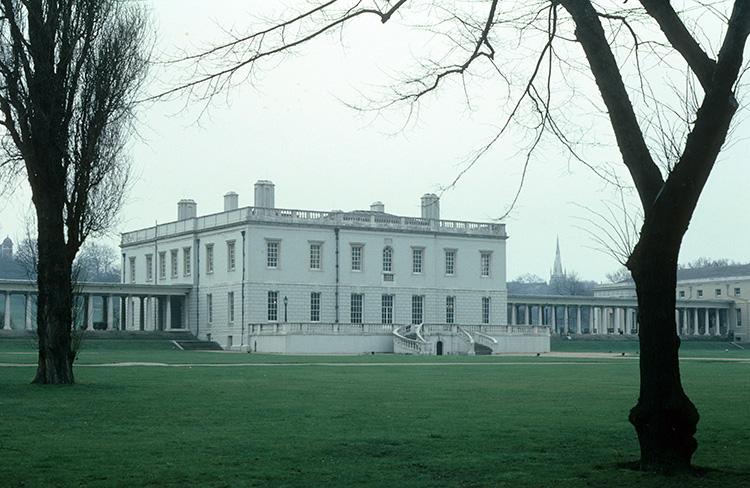 Queen's House, Greenwich, 1980