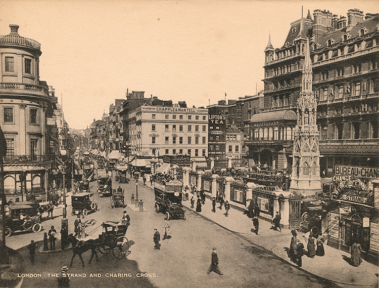 The Strand and Charing Cross